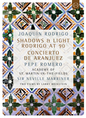 Joaquín Rodrigo: Shadows and Light - Rodrigo at 90/Concierto... (1992) (NTSC Version) (Retail / Rental)