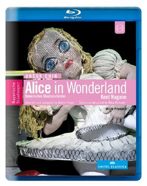 Alice in Wonderland: Bavarian State Opera (Nagano) (2007) (Blu-ray) (Retail / Rental)