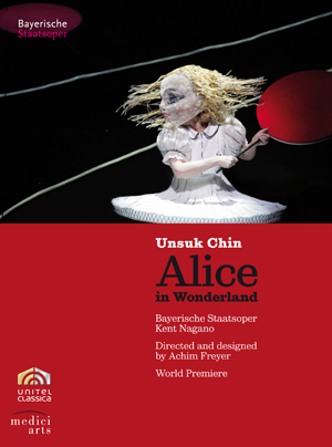 Alice in Wonderland: Bavarian State Opera (Nagano) (2007) (NTSC Version) (Retail / Rental)
