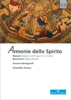 Armonie Dello Spirito: Volume 1 (2011) (NTSC Version) (Retail / Rental)