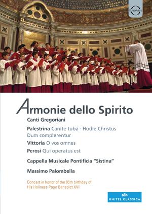 Armonie Dello Spirito: Volume 2 (2011) (NTSC Version) (Retail / Rental)