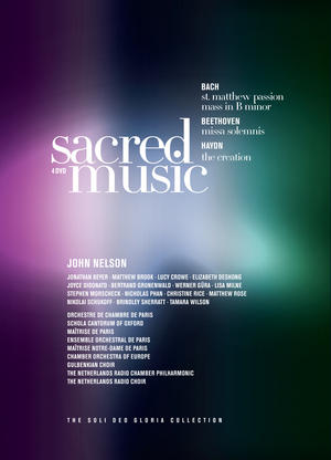 Sacred Music (2011) (Box Set (NTSC Version)) (Retail / Rental)