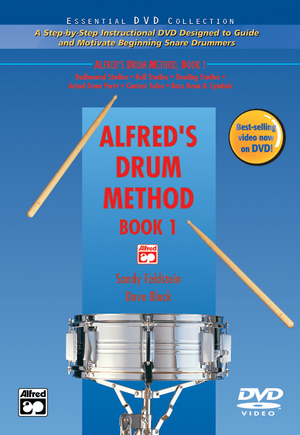 Alfred's Drum Method (Retail Only)