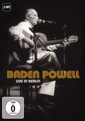 Baden Powell: Live in Berlin (2000) (Retail Only)