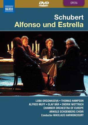 Alfonso Und Estrella: Theater an Der Wien (Harnoncourt) (1997) (Retail / Rental)