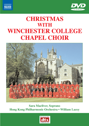 Christmas With Winchester College Chapel Choir (2006) (Retail / Rental)