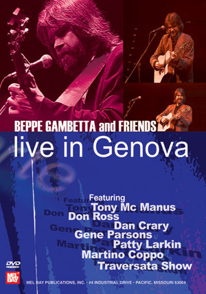 Beppe Gambetta and Friends: Live in Genova (2005) (Deleted)