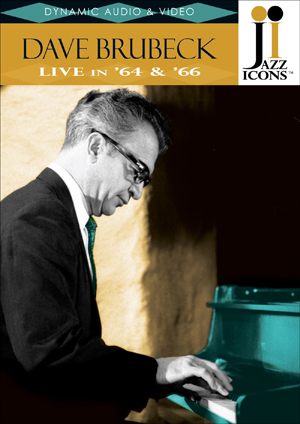 Dave Brubeck: Live in '64 and '66 (1966) (Retail / Rental)