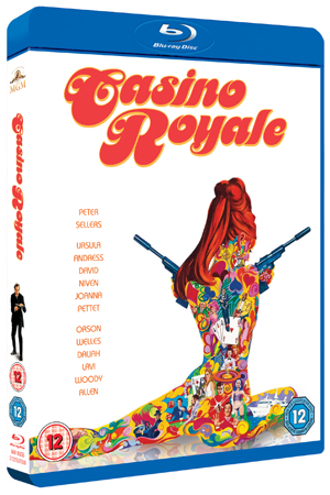 casino royale 1967 blu ray