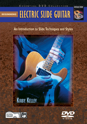 Beginning Electric Slide Guitar (Retail Only)