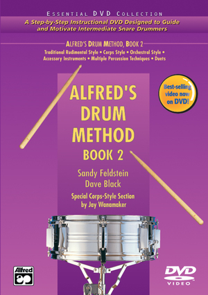Alfred's Drum Method 2 (Retail Only)