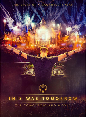 This Was Tomorrow - The Tomorrowland Movie (2015) (Retail Only)