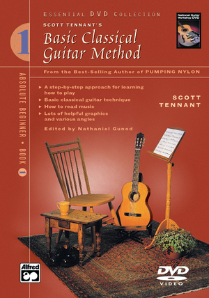 Basic Classical Guitar Method (Retail Only)