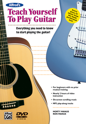 Alfred's Teach Yourself to Play Guitar (Retail Only)