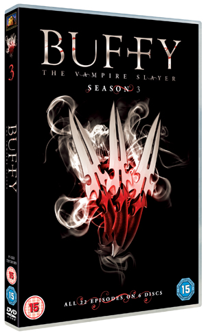 Buffy the Vampire Slayer: Season 3 (1999) (Box Set) (Retail / Rental)