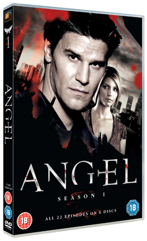 Angel: Season 1 (1999) (Box Set) (Retail / Rental)