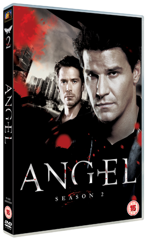 Angel: Season 2 (2001) (Box Set) (Retail / Rental)