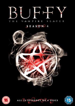 Buffy the Vampire Slayer: Season 4 (2000) (Box Set) (Retail / Rental)