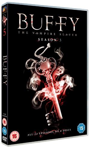 Buffy the Vampire Slayer: Season 5 (2000) (Box Set) (Retail / Rental)