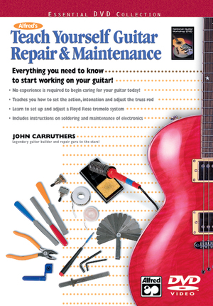 Alfred's Teach Yourself Guitar Repair and Maintenance (Retail Only)