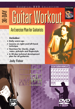 30-day Guitar Workout (Retail Only)