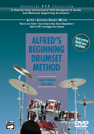 Alfred's Drumset Method (Retail Only)