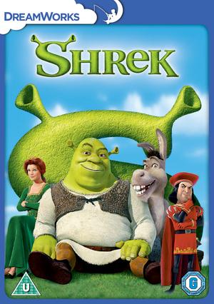 Shrek (2001) (Retail / Rental)