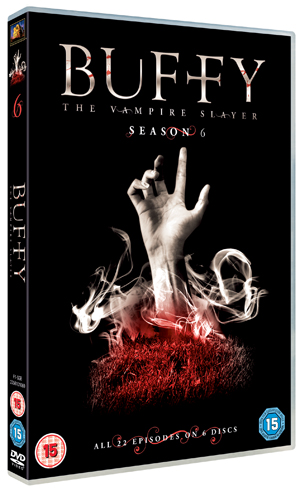 Buffy the Vampire Slayer: Season 6 (2001) (Box Set) (Retail / Rental)