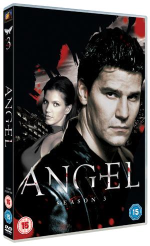 Angel: Season 3 (2001) (Box Set) (Retail / Rental)