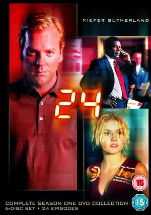 24: Season 1 (2002) (Red Tag) (Retail / Rental)