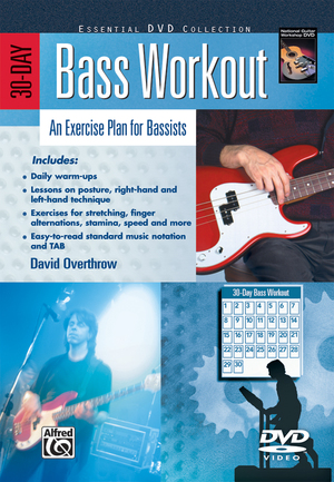 30-day Bass Workout (Retail Only)