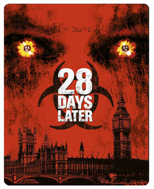 28 Days Later (2002) (Blu-ray) (Limited Edition Steelbook) (Deleted)