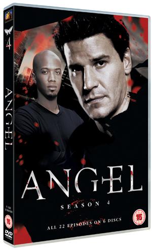 Angel: Season 4 (2003) (Box Set) (Retail / Rental)