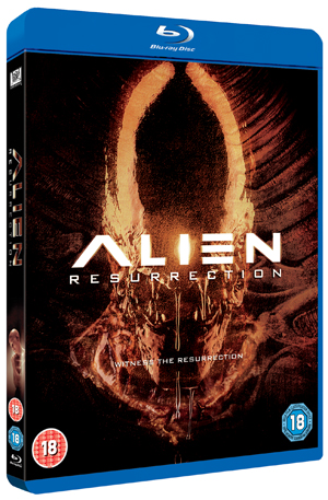 Alien Resurrection (1997) (Blu-ray) (10th Anniversary Edition) (Retail / Rental)