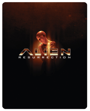 Alien Resurrection (1997) (Blu-ray) (Limited Edition Steelbook) (Retail Only)