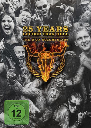 25 Years Louder Than Hell - The W:O:A Documentary (2015) (Retail Only)