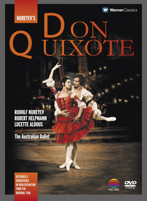 Don Quixote: Rudolf Nureyev (1973) (Retail Only)