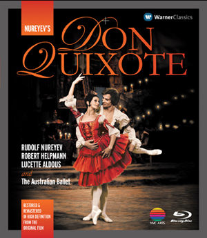 Don Quixote: Rudolf Nureyev (1973) (Blu-ray) (Retail Only)