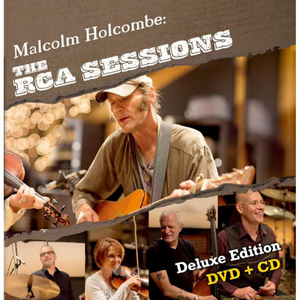 Malcolm Holcombe: The RCA Sessions (with CD) (Retail Only)