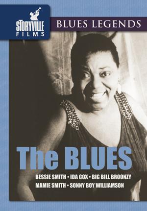 The Blues: Blues Legends Series (1962) (Retail / Rental)