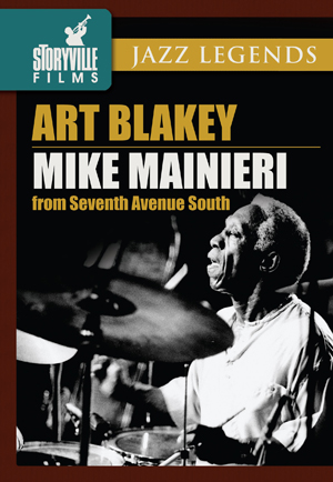 Art Blakey/Mike Mainieri: From Seventh Avenue South (1982) (Retail / Rental)