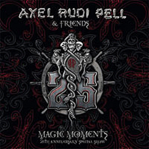 Axel Rudi Pell: Magic Moments (2014) (Box Set) (Retail / Rental)