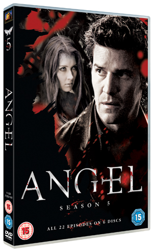 Angel: Season 5 (2004) (Box Set) (Retail / Rental)