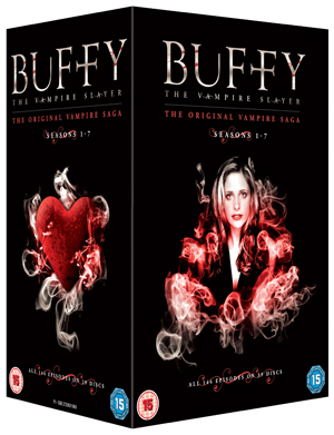 Buffy the Vampire Slayer: Seasons 1-7 (2003) (Box Set) (Retail Only)