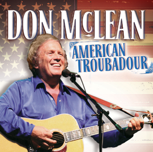 Don McLean: American Troubadour (Retail Only)