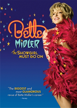 Bette Midler: The Showgirl Must Go On (2010) (Blu-ray) (Deleted)