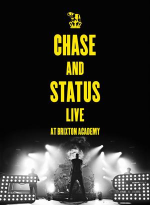 Chase and Status: Live at Brixton Academy (2011) (with CD) (Deleted)