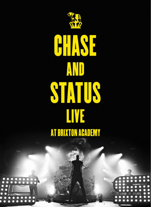 Chase and Status: Live at Brixton Academy (2011) (Blu-ray) (with Audio CD) (Deleted)