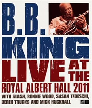 B.B. King: B.B. King and Friends Live at the Royal Albert Hall (2011) (Blu-ray) (Deleted)
