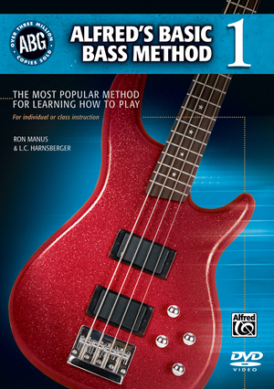 Alfred's Basic Bass Method (Retail Only)